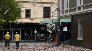 Earthquakes in Australia