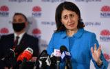 NSW freedoms Premier Gladys Berejiklian