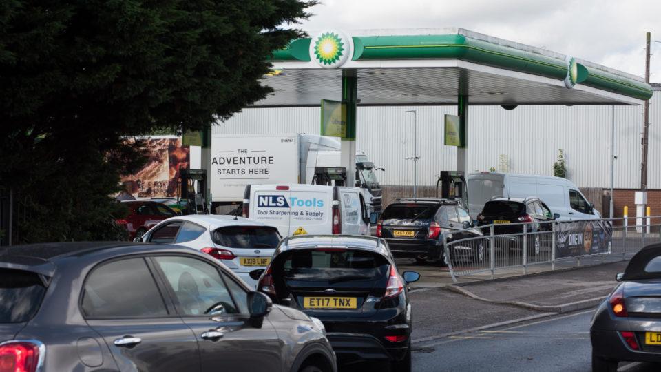 britain fuel crisis