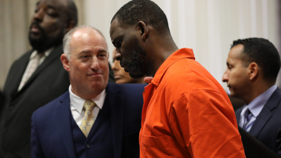 r kelly convicted