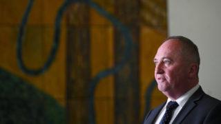 Barnaby Joyce UK energy crisis