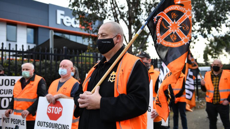 FedEx strike