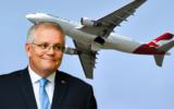 International travel will resume in Australia next month.