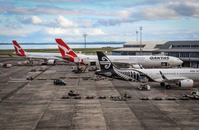 The government is eyeing New Zeland for quarantine-free travel, among others.