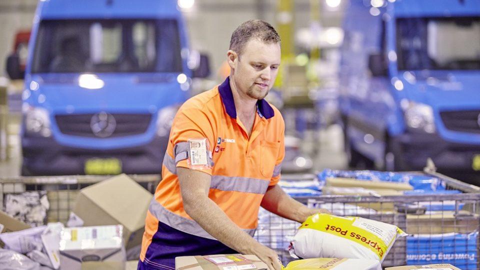 parcel delivery strike