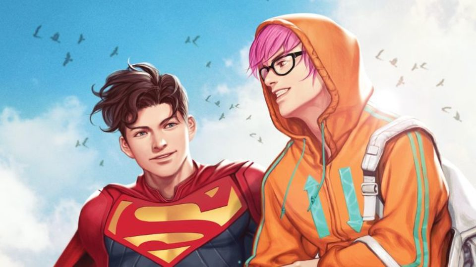 Superman bisexual