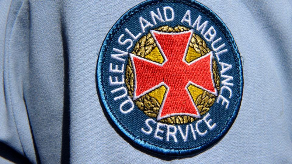 queensland ambulance crash