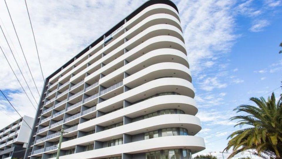 Sydney apartment collapse risk