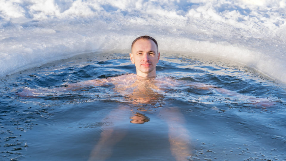 cold water therapy