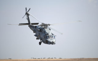 navy crew helicopter