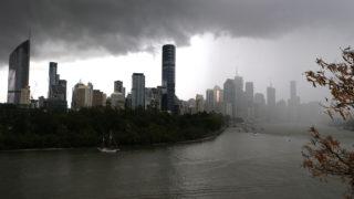 Queensland weather warning
