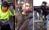 police protest violence
